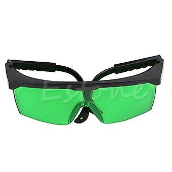 New Protective Goggles Safety Glasses Eye Spectacles Green Blue Laser