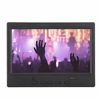7 Inch Portable Monitor 1024x600, Multi-function Display Support