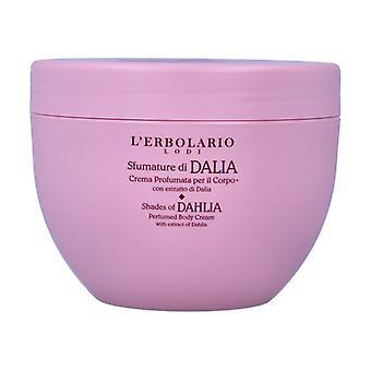 Sfumature di Dalia Perfumed body cream 300 ml of cream (Citric - Floral)