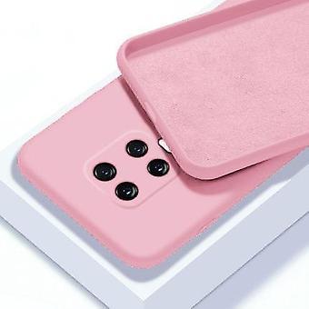 ل Xiaomi Redmi ملاحظة 9s 9 الموالية حالة تغطية Mi ملاحظة 10 لايت برو سيليكون السائل