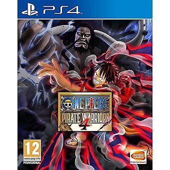 Tek Parça Korsan Savaşçıları 4 PS4