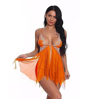 Fashion Sexy Sleepwear Large Size Night Dress