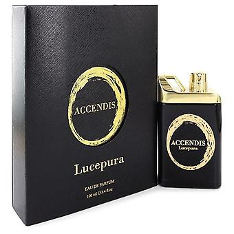 Lucepura Eau De Parfum Spray (Unisex) By Accendis 3.4 oz Eau De Parfum Spray