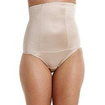 Camille Two Pack Beige High Waist Support Shapewear Briefs