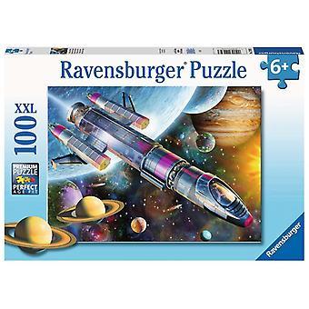 Ravensburger Legpuzzel Space Mission XXL 100 stuks