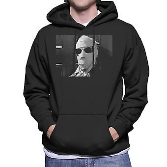 The Invisible Man Close Up Men's Hooded Sweatshirt