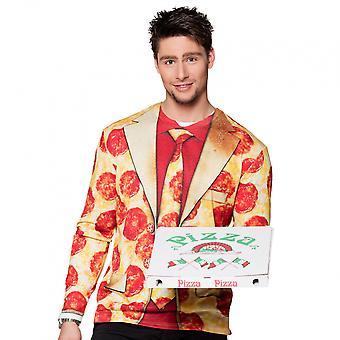 Photorealistic'S Pizza Pepperoni Men Bt424911