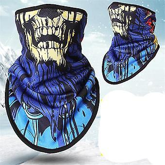 Winter Fleece Ski Schal Maske