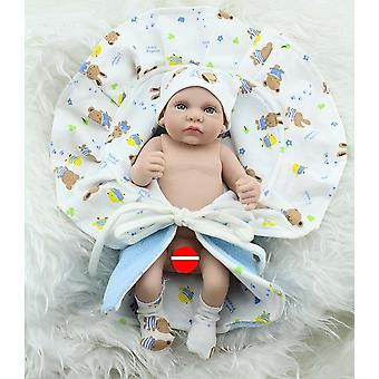 Baby Gift 11 Inch Cute Real Looking Newborn Baby Boy Doll