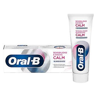 Tandpasta Whitening Oral-B Sensibilidad & Calm (75 ml)