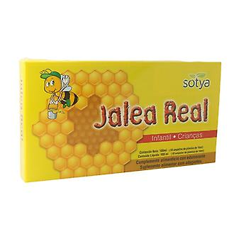 Royal Jelly Children 10 ampoules