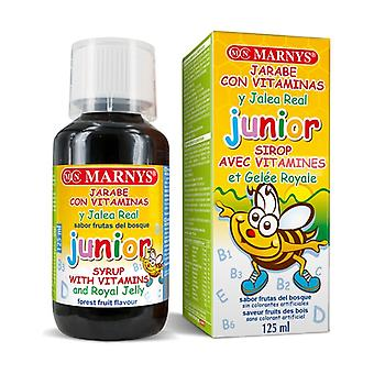 Junior Multivitamin Syrup with Jelly 125 ml