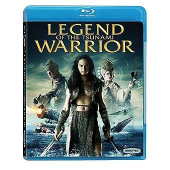 Legend of the Tsunami Warrior [DVD] USA import