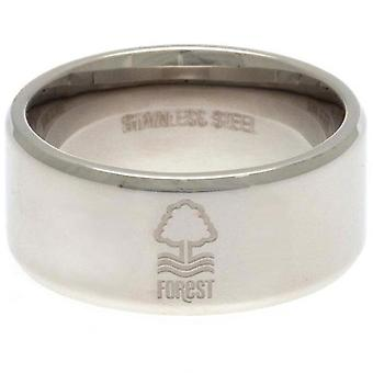 Nottingham Forest FC Band Ring