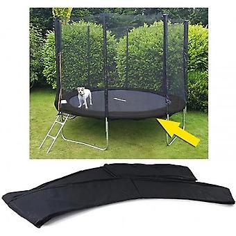 Trampoline edge cover - 366 cm diameter - black