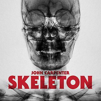Carpenter,John - Skeleton / Unclean Spirit (Blood Red Vinyl) [Vinyl] USA import