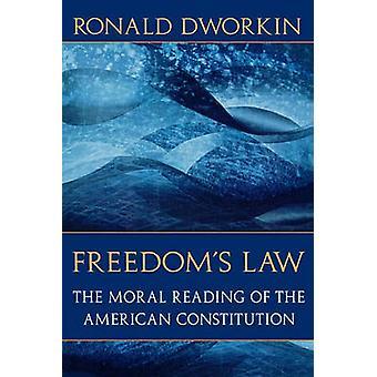 Frihetslag av Ronald M. Dworkin - 9780674319288 Bok