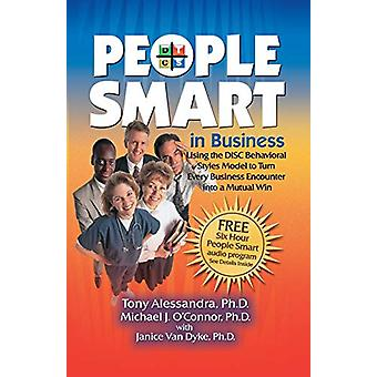 People Smart in Business by Tony Alessandra - 9780981937106 Book