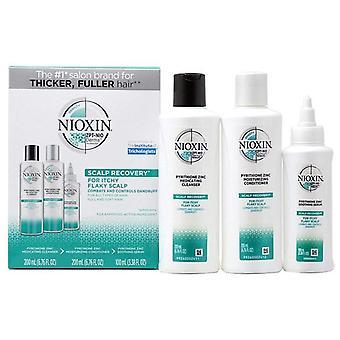 Nioxin Kit de récupération du cuir chevelu 200+200+100 ml