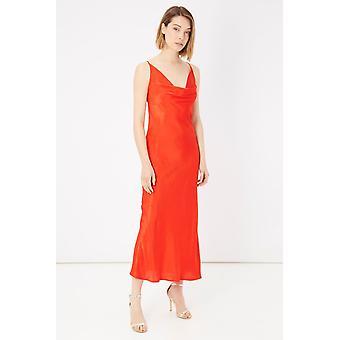Please Arancio Orange Dress