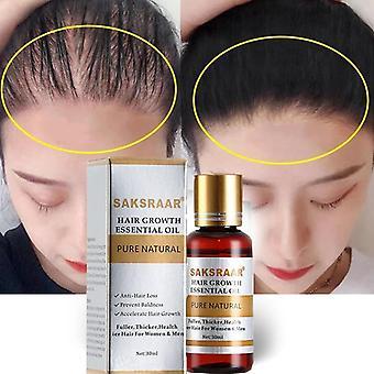 Hair Growth Essential Oils, Essence Original Authentic 100% Hair Liquid