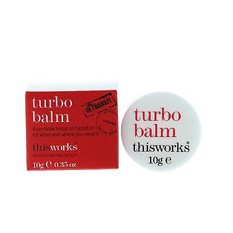This Works In Transit Turbo Balm 10g Modern Natural Beauty