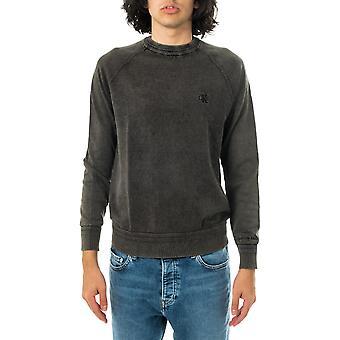 Calvin Klein Gmd Essential Crew Neck Sweater Sweatshirt Homme j30j315600.bae