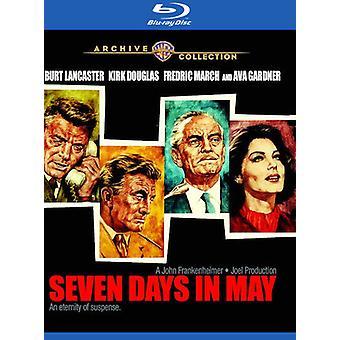 Sieben Days im Mai (1964) [Blu-Ray] USA import