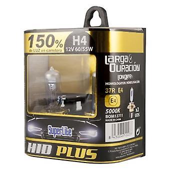 Automotive Bulb Superlite HID PLUS H4 12V 55/60W 5000K 37R/E4
