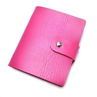 Fashion Brand Business Card Holders - Anti-magnetic Bank Cards