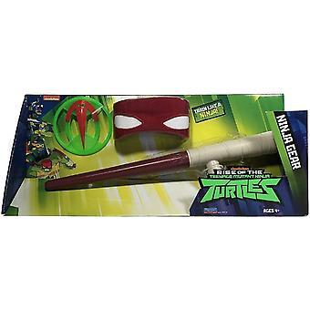 Raph's Tonfa (Rise Of The Teenage Mutant Ninja Turtles) Ninja Weapon