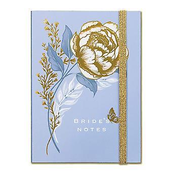 Rachel Ellen Brides Notes Wedding Book