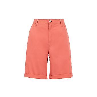 Vittoria Organic Cotton Bermuda Shorts Tea Rose