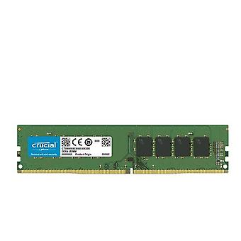 Crucial 8Gb Ddr4 Udimm 3200Mhz Cl22 Desktop Pc Memory Ram