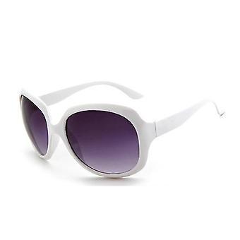 Retro klassiska solglasögon kvinnor oval form