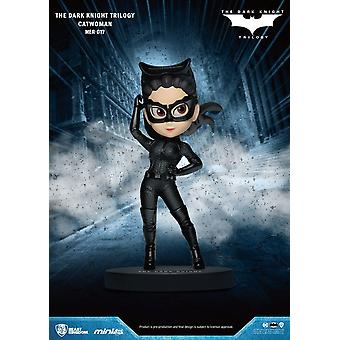 Dark Knight Trilogy Mini Egg Attack Figure Catwoman 8 cm