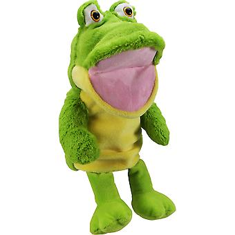 Frog 10 Inch Hand Puppet