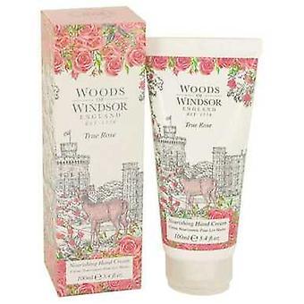 True Rose By Woods Of Windsor Hand Cream 3.4 Oz (women)