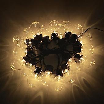 10/20 Bulbs Led Solar Lamp String Lights Balls