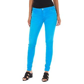 MET pantalones de mujer X-Jessica azul claro