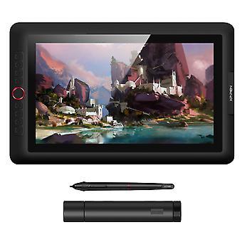 XP-PEN Artist15.6 Pro Kreslenie Grafický tablet 15,6 palca Podporuje 60 stupňov funkcie naklonenia