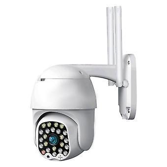 Caméra Wifi Ptz, Suivi automatique extérieur, Sécurité de la maison Cctv, Zoom numérique Ip,