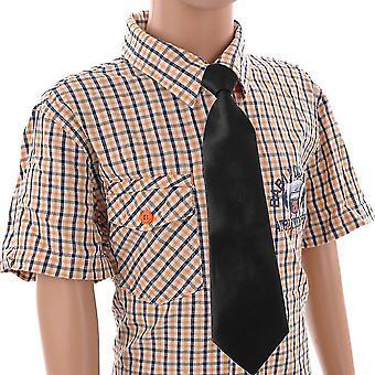 Boys Kids Children School Baby Esküvő Színes Rugalmas Új Nyakkendő Necktie