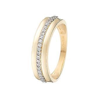 Ring Alliance 'Lovers' Geel Goud