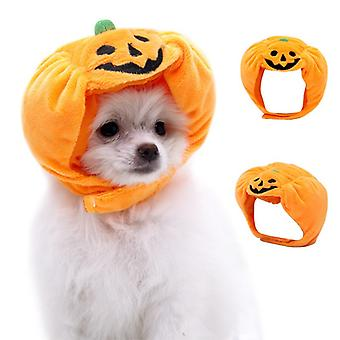 Chapeaux pour animaux de compagnie Chapeaux mignons pour chats et chiens Peluche Jouets Coiffe d'Halloween