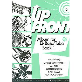 Up Front Album Eb Bass/Tuba Bass Clef Bk 1 (tuba/Eb Bass)