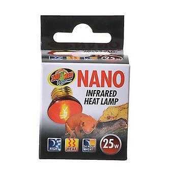 Zoo Med Nano Infrapuna lämpölamppu - 25 wattia