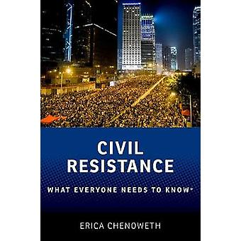 Civil Resistance What Everyone Needs to Know