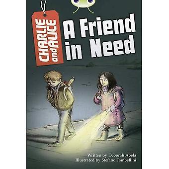 Bug Club Charlie and Alice a Friend in Need (grey B/NC 4C)