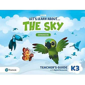 Let's Learn About the Sky K3 Immersion Teacher's Guide and PIN Code pack (Let's Learn About The Earth)
